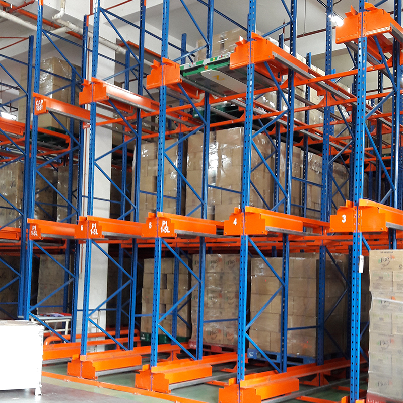 Radio Shuttle Racking System 8