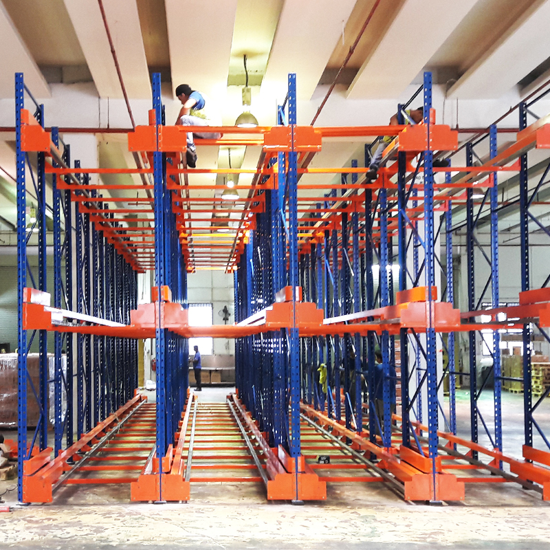 Radio Shuttle Racking System 7