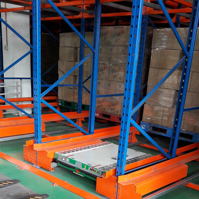 Radio Shuttle Racking System 6