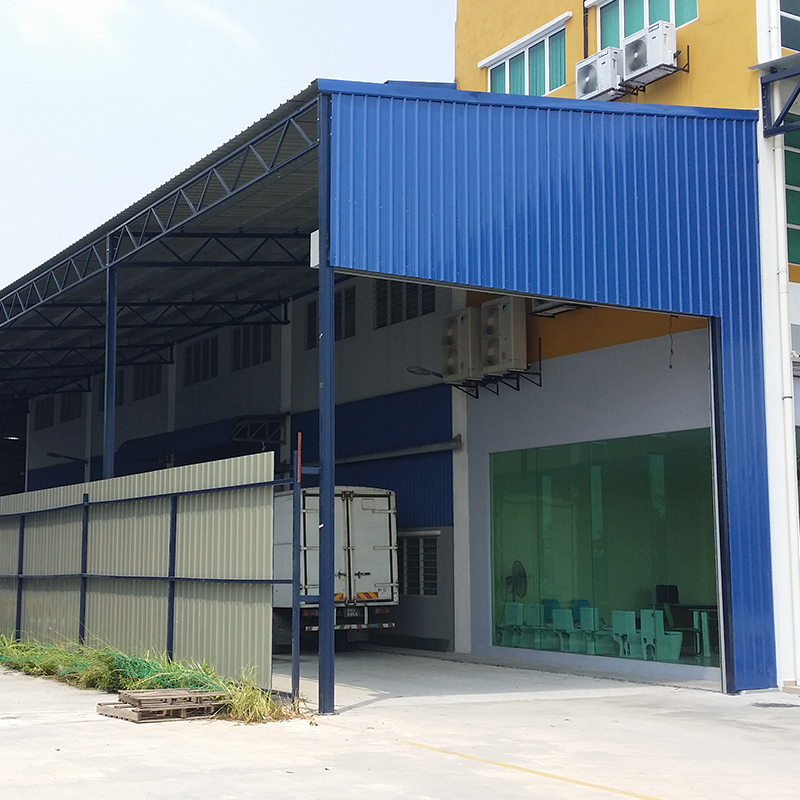 Steel Structure Roofing 9