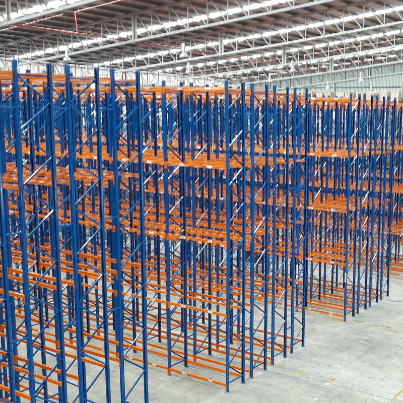 Selective Pallet Racking System 13