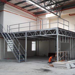 Mezzanine Floor 8