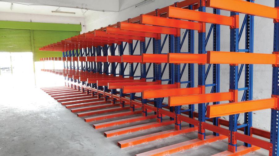 Cantilever Rack System 3