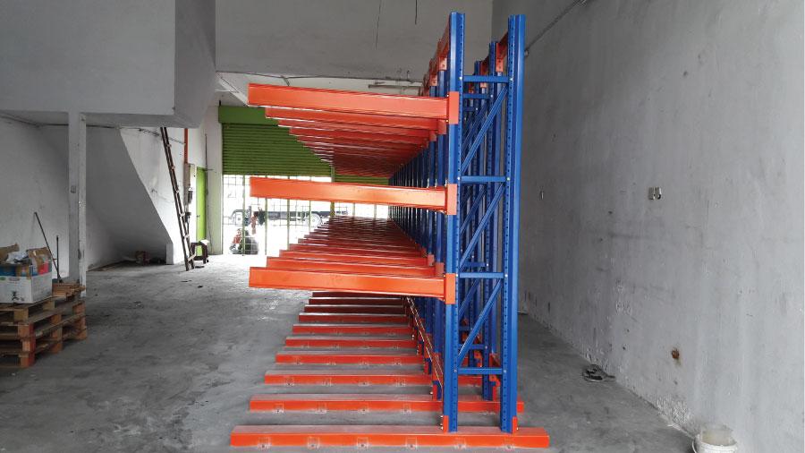 Cantilever Rack System 2