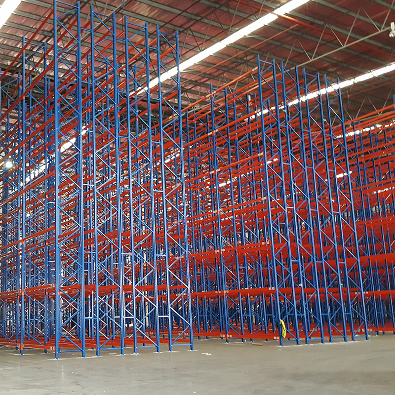Double Deep Pallet Racking System 9
