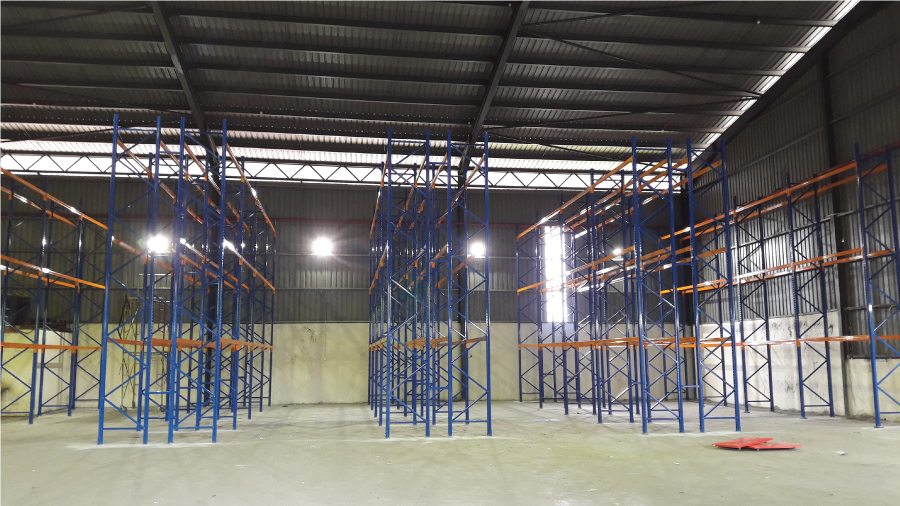 Double Deep Pallet Racking System 3