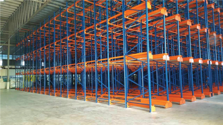 Radio Shuttle Racking System 4