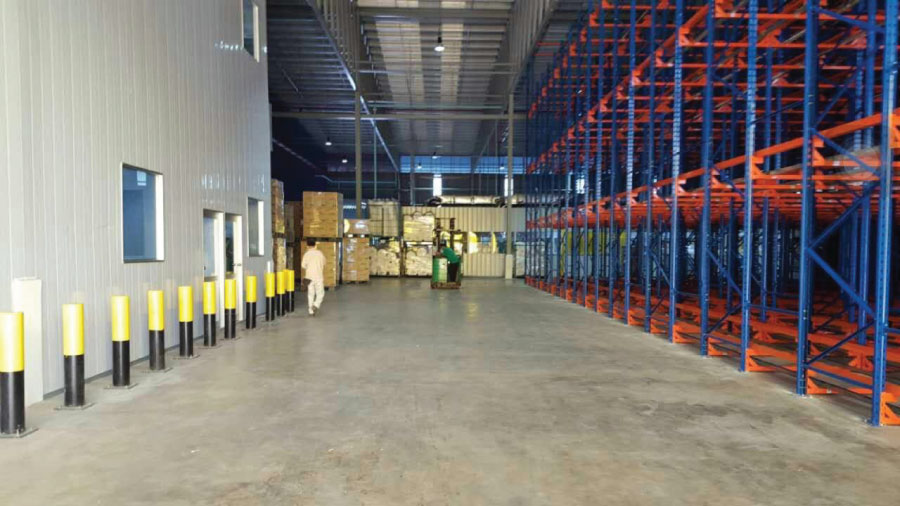 Radio Shuttle Racking System 3