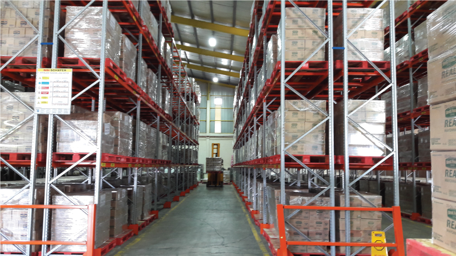 Selective Pallet Racking System 7