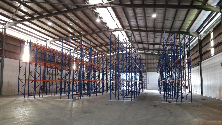 Selective Pallet Racking System 6