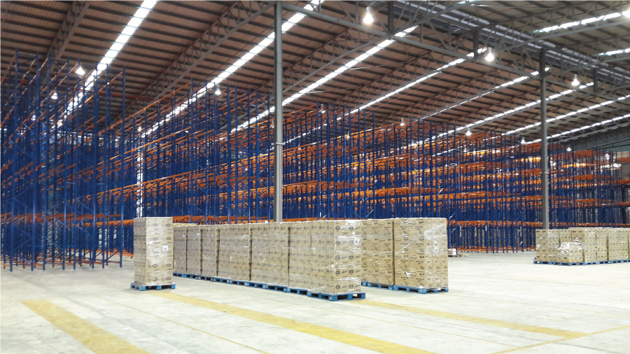 Selective Pallet Racking System 5