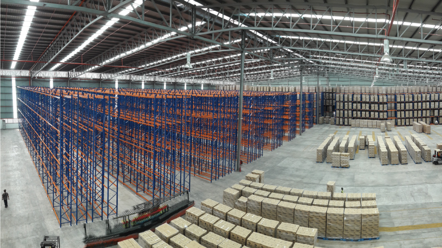 Selective Pallet Racking System 4