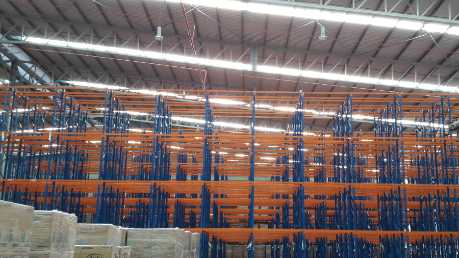 Selective Pallet Racking System 3