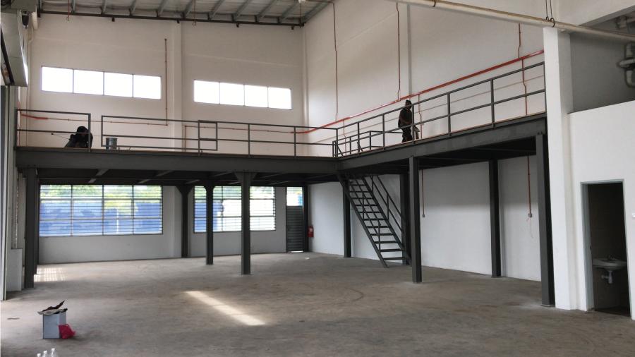 Mezzanine Floor 2